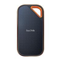 Ổ cứng di động SanDisk Extreme Pro Portable SSD, SDSSDE81, USB 3.2 Gen 2x2, Type C & Type A - Hàng Chính Hãng