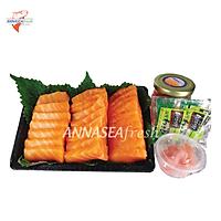 Combo 3: Cá hồi 300gr & Trứng cá hồi 80gr (hộp)