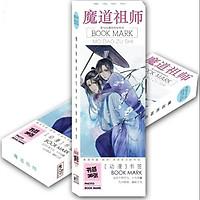 Bookmark MA ĐẠO TỔ SƯ 36 tấm - TRẦN TÌNH LỆNH