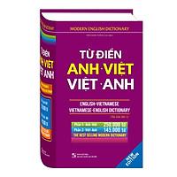 Từ Điển Anh Việt - Việt Anh (Bí Kíp Công Phá Từ Vựng Tiếng Anh / Tặng Kèm Bookmark Green Life)
