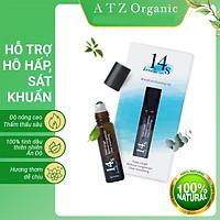 Tinh Dầu Lăn - 14S - Breathe In - Xoa Dịu Cơn Đau