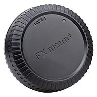 Bộ Cap Body Và Cap Lens Cho Fujifilm X- Mount