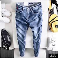 Quần jean nam xước cao cấp vải jean co dãn hàng chuẩn shop Phuongnamshop20 kvp13