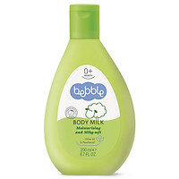 Sữa dưỡng ẩm toàn thân cho bé Bebble Body Milk 200ml