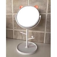 Gương tai mèo để bàn