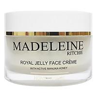 Kem Dưỡng Trắng Da Mặt Từ Sữa Ong Chúa Kết Hợp Mật Ong Madeleine Ritchie Manuka Royal Jelly Face Creme With Manuka Honey (110ml)