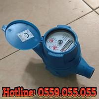 Đồng hồ nước 21 DN15 T-FLOW thân nhựa