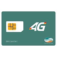 Sim 4G Viettel V120 Khuyến Mãi 60GB/Tháng và Gọi Miễn Phí Nội Mạng Ngoại Mạng thay thế cho SIM 4G V90 - Hàng Chính Hãng