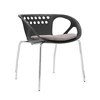 Ghế đa năng cao cấp mã K0A0-021, phù hợp dùng ngoài trời, pantry, nhà hàng, quán cafe, bàn trang điểm...