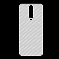 Miếng Dán Mặt Lưng Cacbon Dành Cho Xiaomi Redmi K30- Handtown - Hàng Chính Hãng