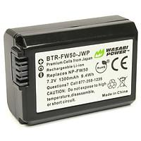 Pin Wasabi Sony FW 50 - Hàng chính hãng