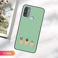 Ốp lưng điện thoại dành cho OPPO A52 / A92 / A53 / A93 / A31 / A91 - in hình bơ và gấu cùng totoro đẹp