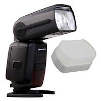 Combo Đèn Flash Shanny SN600N For Nikon  + Omni tản sáng - Hàng Nhập Khẩu