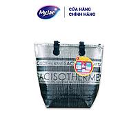 [MyJae x Toyal] Túi giữ nhiệt nóng lạnh Nhật Bản đựng hộp cơm văn phòng thực phẩm có quai xách tiện lợi 2 size M, L