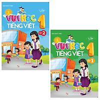 Combo Vui Học Tiếng Việt Lớp 1 - Tập 1 Và 2 (Bộ 2 Tập)