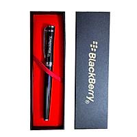 Bút ký cao cấp  màu đen có chữ Blackberry trên thân