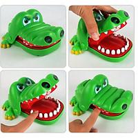 Đồ Chơi Khám Răng Cá Sấu size lớn/ Cá sấu cắn tay