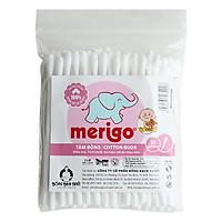 Tăm Bông Merigo Bông Bạch Tuyết TP150 (55 Que)