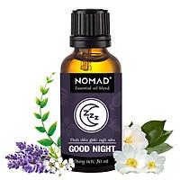 Tinh Dầu Giấc Ngủ Sâu Nomad Essential Oil Blend - Good Night