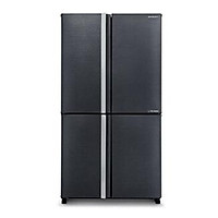 Tủ lạnh Sharp Inverter 520 lít SJ-FX600V-SL Model 2021 - Hàng chính hãng (chỉ giao HCM)