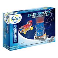 Đồ Chơi Khoa Học Gigo Toys - Khám Phá Điện Năng 7059R (110 Mảnh Ghép)