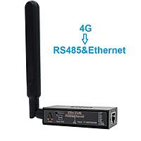 Bộ Định Tuyến Sim 4G LTE Kết Nối Mạng Ethernet Và Modbus RS485 Elfin EG46