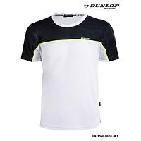 Áo thun thể thao Nam Dunlop - DATES8070-1-WT
