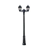Bộ cột đèn đường cổ điển LiOA