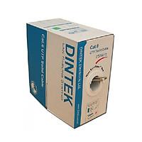 Cáp mạng DINTEK CAT.6 UTP - Hàng chính hãng