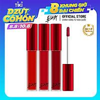 Son kem lì Bbia Last Velvet Lip Tint Version 7 Red Scandal 5g ( 3 Màu)