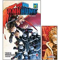 My Hero Academia - Học Viện Siêu Anh Hùng Tập 27: One'S Justice (Tặng Kèm Bookmark Pro Hero)