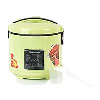 Nồi Cơm Điện Nắp Gài Điện Tử Happy Cook HCJ-181D (1.8L) - Hàng chính hãng