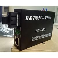 Chuyển đổi quang điện Muti Mode 2 sợi BTON 10/100/1000Base BT-950GM-2- Hàng Nhập Khẩu