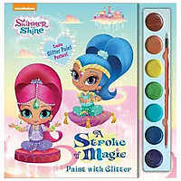 Shimmer & Shine Paint W/ Glitt