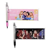 Combo 2 bút kéo Black Pink