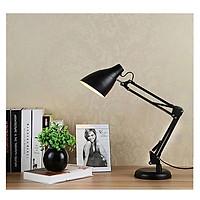 Đèn bàn, đèn học, đèn làm việc HAILOR hiện đại chống cận thị bảo vệ mắt - kèm bóng LED chuyên dụng.