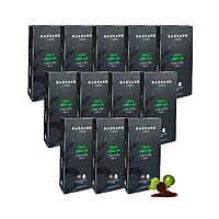 [Bao bì mới] Combo 12 Hộp cà phê viên nén Carraro Crema Espresso (52gr/ Hộp)- Nhập khẩu chính hãng 100% từ thương hiệu Carraro, Ý