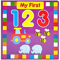Early Learning Board: My First 123