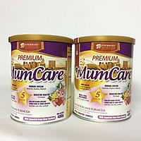 Combo 2 hộp sữa Premium MumCare 400 Gr