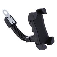 Kẹp điện thoại gắn trên chân gương xe máy OEM - hàng nhập khẩu