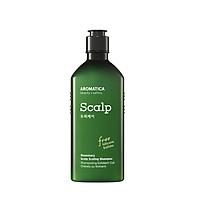 Dầu gội chăm sóc da đầu chiết xuất hương thảo Aromatica Rosemary Scalp Scaling Shampoo 250ml