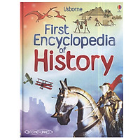 Sách tiếng Anh - Usborne First Encyclopedia of History