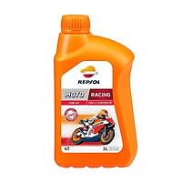 Repsol Racing 10W40 1L - Nhớt tổng hợp 100% dành cho xe máy số, xe mô tô PKL