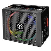 Nguồn Máy Tính PSU Thermaltake Smart Pro RGB 650W Bronze PS-SPR-0650FPCBEU-R 120mm - Hàng Chính Hãng