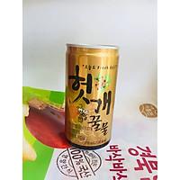 Lon nước thanh nhiệt Heotkkae và mật ong (175ml) Hàng nhập khẩu