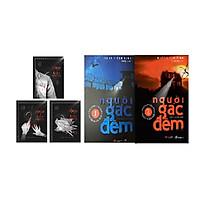 Combo Pháp Y Tần Minh (Trọn Bộ 3 Cuốn) + Bộ sách Người Gác Đêm Tập 01 + 02 (02 cuốn)