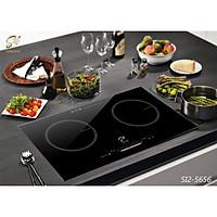 Bếp từ Smaragd 2 vùng nấu SI2-5656 - Hàng chính hãng