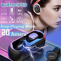 Tai nghe bluetooth 5.0 QCY T1 kèm phụ kiện -dc3507