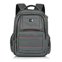 Ba Lô Laptop 681 Xám Chì - BLLT681-15 XAM_CHI