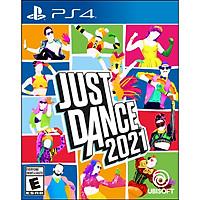 Đĩa Game PS4&PS5: Just Dance 2021 - Hàng Nhập Khẩu